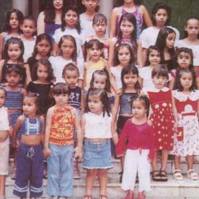 Sponsor of 125 Children